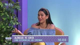 Alergias vs Covid, cómo diferenciar los síntomas | Mujer