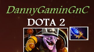 Dota 2 Timbersaw Ranked Gameplay with Live Commentary