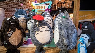 Adam Savage's Totoro Meetup at Comic-Con!