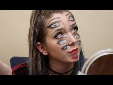 connectYoutube - Doing Double Vision Makeup