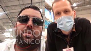 Empleado de Costco corrió a un cliente que se negó a usar mascarilla