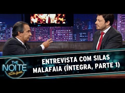 The Noite com Silas Malafaia