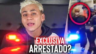 ROD CONTRERAS ES DETENIDO POR LA POLICIA Y LLEVADO A DELEGACIÓN