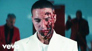 J Balvin - Rojo (Official Video)