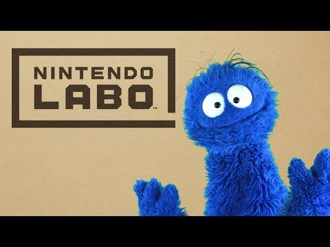 connectYoutube - Nintendo Labo Discussion, Apparently!