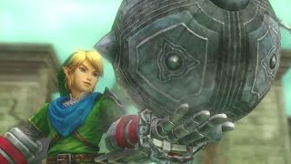 Hyrule Warriors - Link and a Gauntlet Trailer