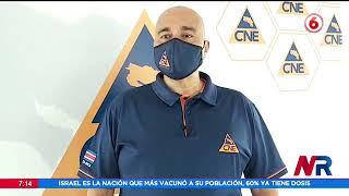 CNE se alista para enfrentar temporada de huracanes 2021