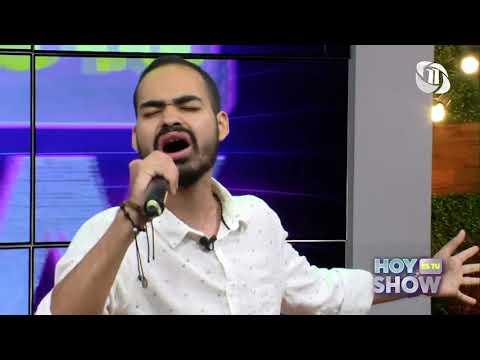 HOY ES TU SHOW   Participante Jorge Moncada
