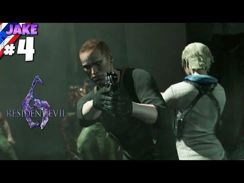Resident-Evil-6:-Jake-#4-ไข้เธ