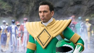 Talking Power Rangers Reboot With The Green Ranger - Comic Con 2014