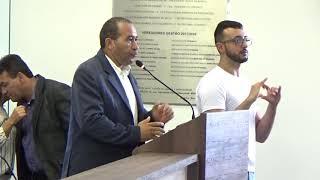 2° SESSÃO ORDINÁRIA REALIZADA NO DIA 08/02/2019 – VEREADOR JOTA DOMINGOS