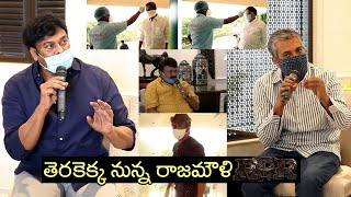 Top Directors & Producers Meeting At Chiranjeevi's House | Decision On Opening Theaters | - IGTELUGU