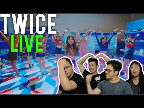 connectYoutube - TWICE LIVE