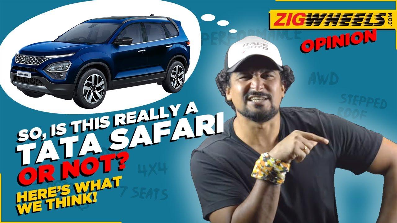 Tata Safari 2021 | What We Know & What We Want! | Zigwheels.com