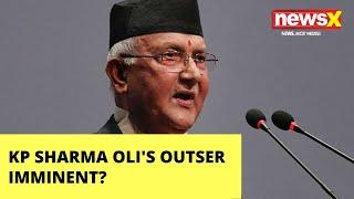 Oli ouster near? | Crucial ruling party meet adjourned | NewsX - NEWSXLIVE