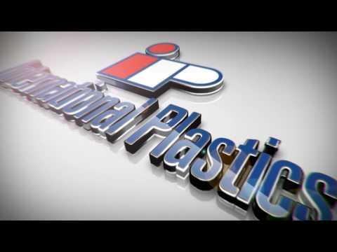International Plastics Brand Identity