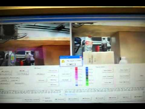 On-line Object Identification, Localization and Auto-Grasp using A Mobile Manipulato