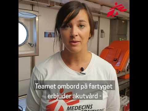 Därför behövs vi på Medelhavet