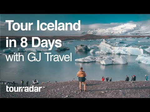Tour Iceland in 8 Days with GJ Travel