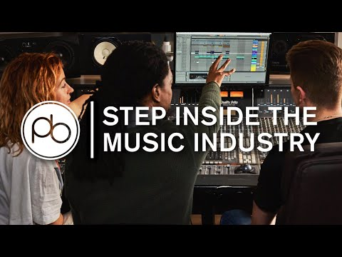 Music Production Degree Programmes at Point Blank