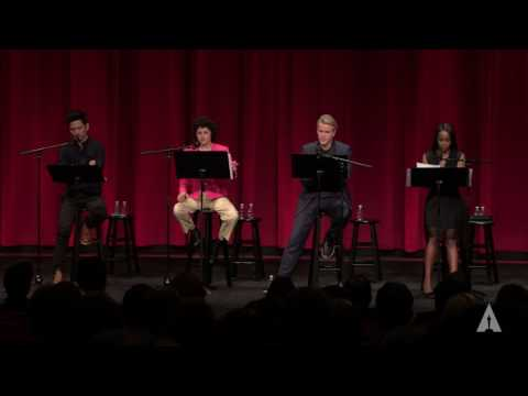 """2016 Nicholl Live Read: """"Dinner with Friends"""""""