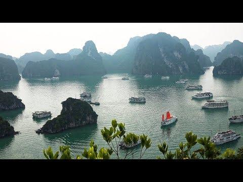 Ha Long Bay, Vietnam in 4K Ultra HD