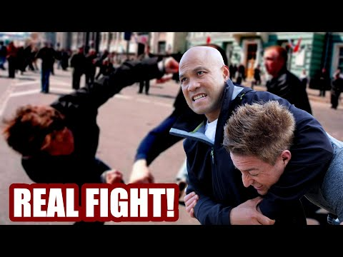 Do Self defence work in a real fight?