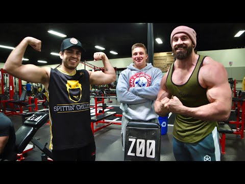 Pre Miami Pump With Nelk Boys Steve Will Do It The public statistical data is sourced from youtube, but the presentation is not controlled by them. pre miami pump with nelk boys steve