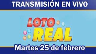 Lotería Real en VIVO / martes 25 de febrero 2020