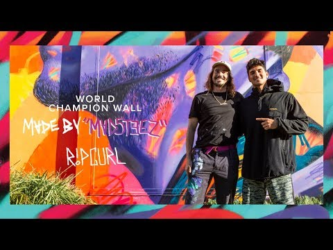 World Of World Champions - Rip Curl Torquay | MadSteez