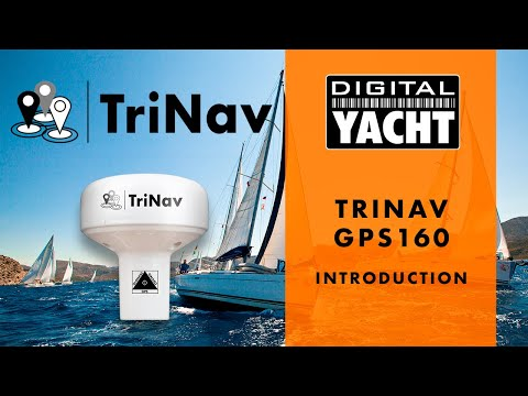 Digital Yacht TriNav - GPS160 Introduction Video