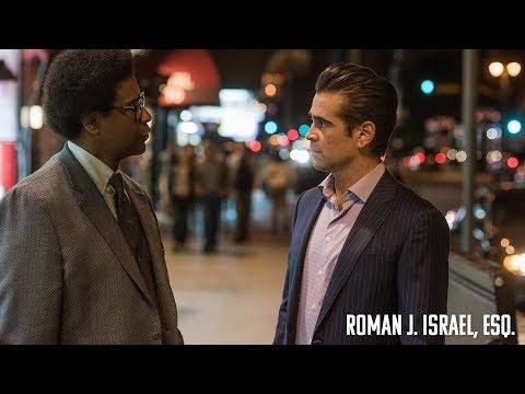 ROMAN J. ISRAEL, ESQ. Una carrera diferente. En cines 4 de mayo.