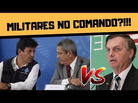 MILITARES PROÍBEM BOLSONARO DE DEMITIR MANDETTA?!