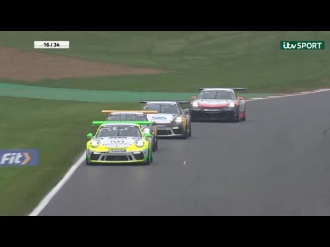 Carrera Cup GB 2019 ? Rounds 1 & 2 ? Brands Hatch