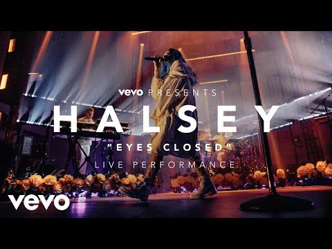 connectYoutube - Halsey - Eyes Closed (Vevo Presents)