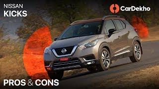 Nissan Kicks Pros, Cons and Should You Buy One | CarDekho.com