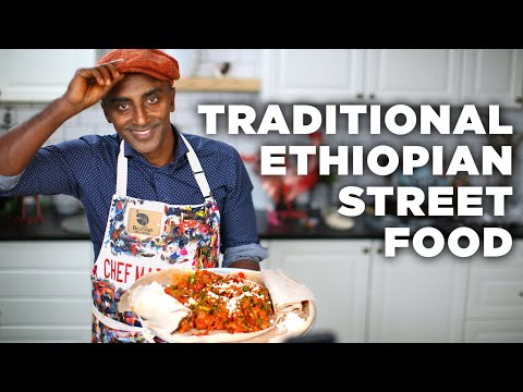 How to Make Traditional Ethiopian Food With Marcus Samuelsson ? Tasty