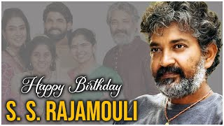 S .S. Rajamouli Birthday Special Video | #Rajamouli | Producer Prasanna Kumar | TFPC - TFPC