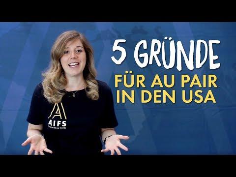 5 Gründe für AU PAIR in den USA | AIFS in Österreich