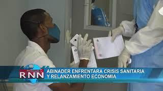 Abinader enfrentará crisis sanitaria y relanzamiento económico