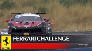 Ferrari Challenge Europe – Le Castellet 2017, Trofeo Pirelli Race 1