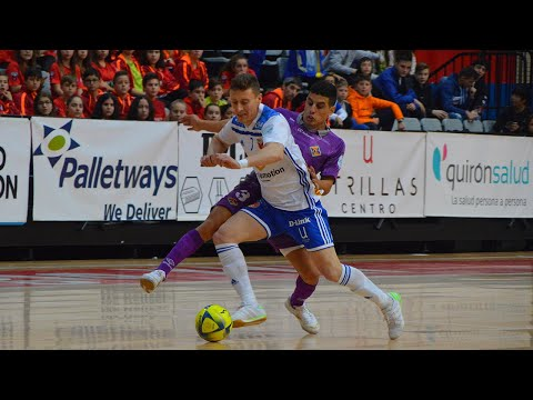 Futbol Emotion Zaragoza - Palma Futsal Jornada 22 Temp 19-20