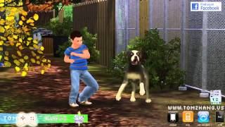 The Sims 3 Unleashed Pets Expansion Pack Official Trailer HD