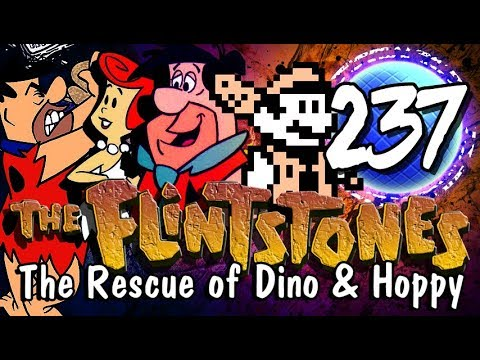 The Flintstones - The Rescue of Dino & Hoppy - VideoReview Clásico