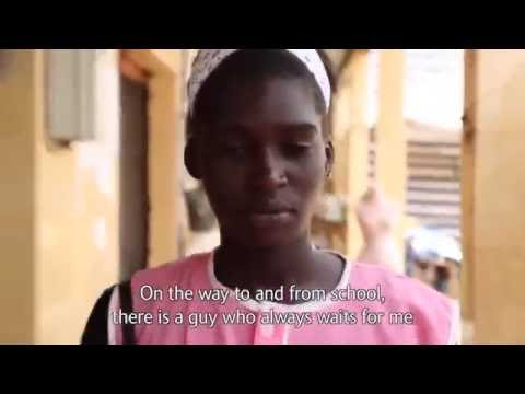 Make cities safer for girls