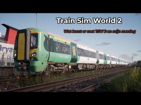 Train Sim World 2 -- Wat veranderd er en wat vind ik er van?