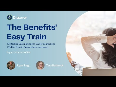 The Benefits' Easy Train