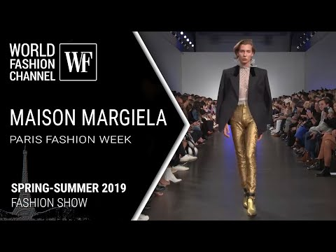 Maison Margiela | spring-summer 2019 Paris fashion week