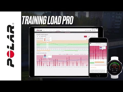 Polar Vantage V and M   How To Use Training Load Pro
