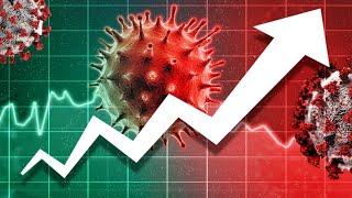 Más de 100 mil contagios y casi 12 mil fallecidos en México por coronavirus